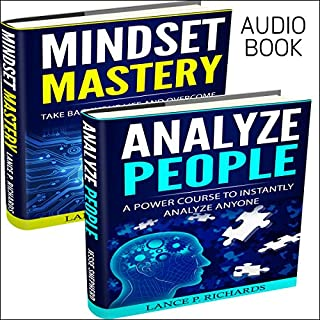 Increase Influence: Mindset Mastery, Analyze People cover art