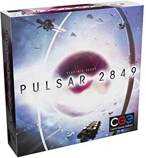 Czech Games Edition Pulsar 2849,Euro-Style Game