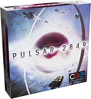 Pulsar 2849,Euro-Style Game