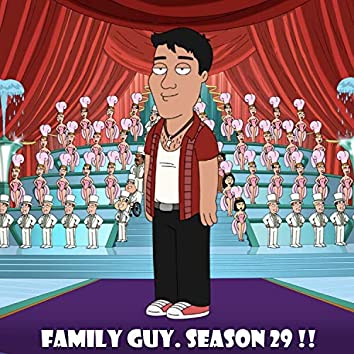 HELP! I'M STUCK IN A FAMILY GUY EPISODE!!