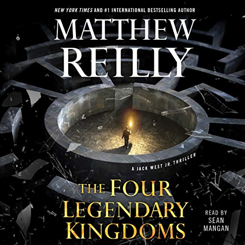 The Four Legendary Kingdoms  By  cover art