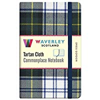 Dress Gordon Notebook: Waverley Genuine Scottish Tartan Notebook