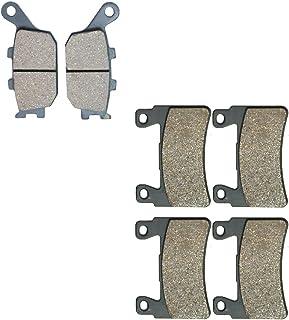 Semi Metalico Juego De Pastillas fit Street Bike CBR900 CBR900RR CBR 900 CC 900cc RR2 Fireblade 95402 03 2002 2003 6 Pads