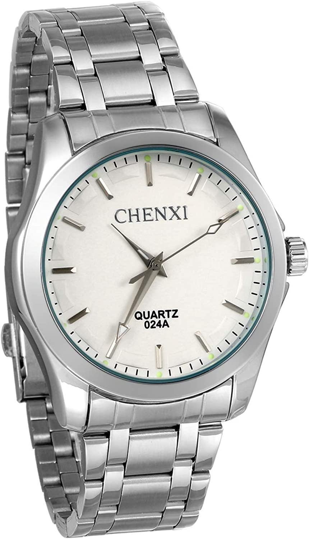Men's Watch Simple Design Boston Mall Japan Waterproof Occas Business Quartz Max 81% OFF