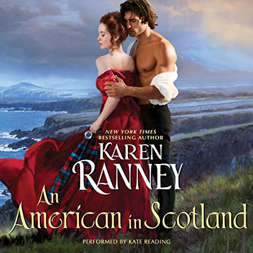 An American in Scotland cover art