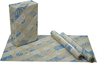 """eVincE 25 Floral Gift Wrapping Paper, 27"""" x 17"""", Thick Matte Paper   Birthday, Anniversary, Bridal Shower, Baby Shower, Ch..."""