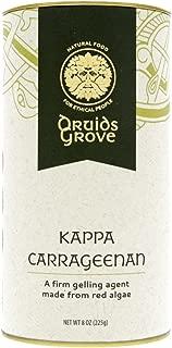 Druids Grove Kappa Carrageenan ☮ Vegan ⊘ Non-GMO ❤ Gluten-Free ✡ OU Kosher Certified - 8 oz.