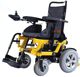 Inicio Accesorios Sillas de ruedas autopropulsadas para personas mayores discapacitadas Silla de ruedas eléctrica compacta eléctrica plegable ligera Escalador auxiliar móvil Reposabrazos ajustable