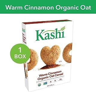 Kashi Heart to Heart Organic Warm Cinnamon Oat Cereal - Kosher   12 Oz Box