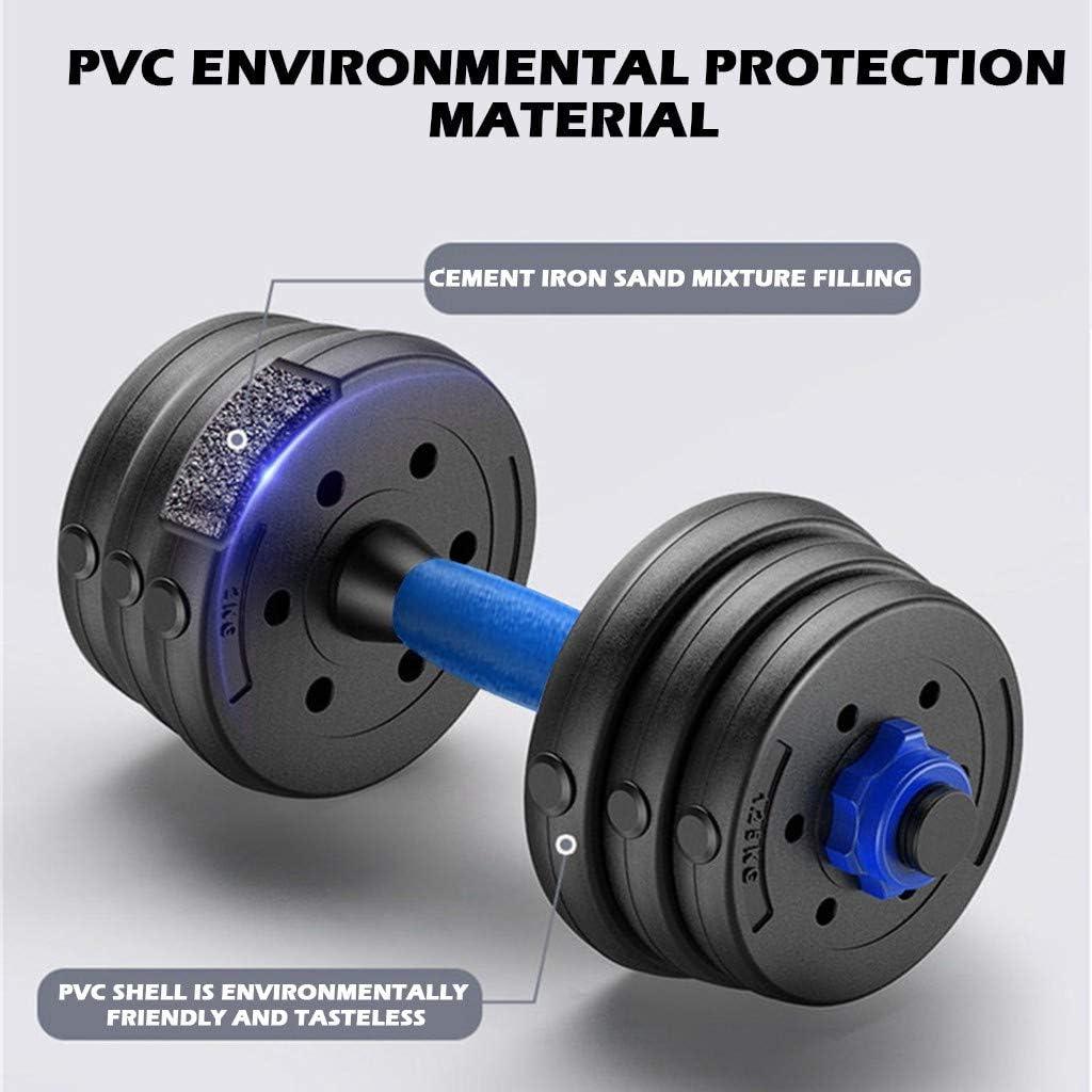 Dr.Home Adjustable Dumbbell Pair Dumbbell Combination Environmental Dumbbell Barbell