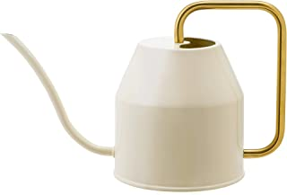 Ikea GRUNDVATTNET Watering can, Ivory, Gold-Colour, 0.9 l (30 oz)