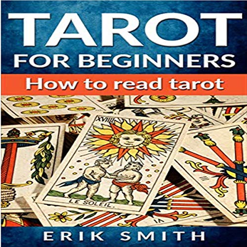 Tarot for Beginners: How to Read Tarot audiobook cover art