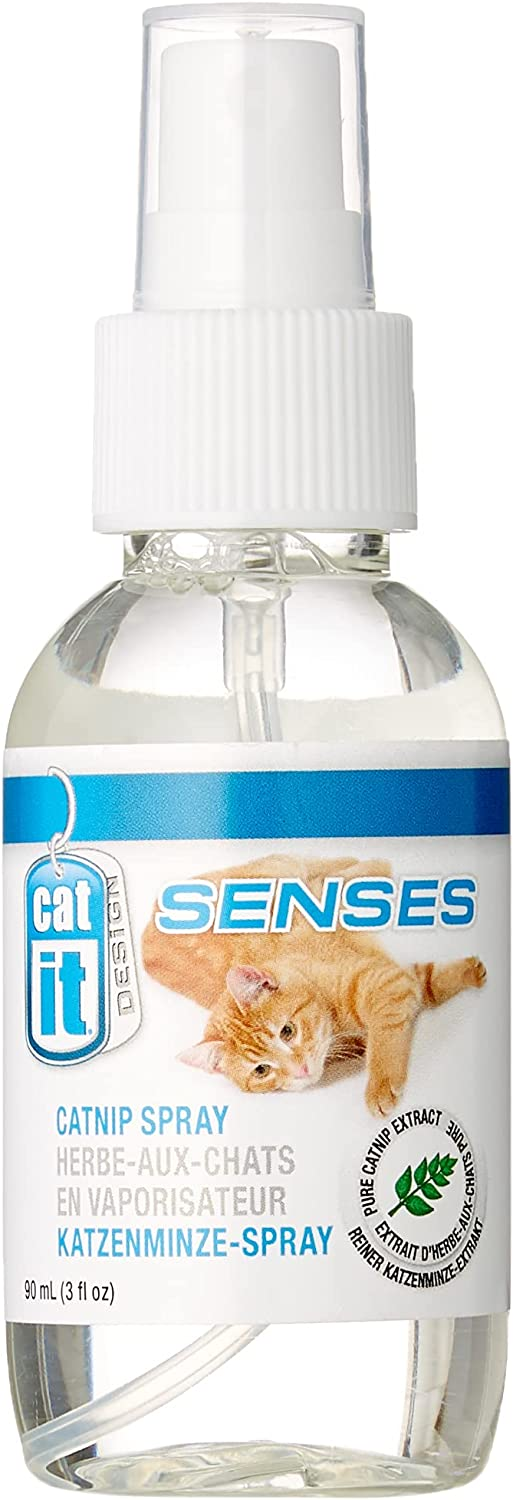 Catit Ranking integrated 1st Inventory cleanup selling sale place Liquid Catnip Ounces 3 Spray