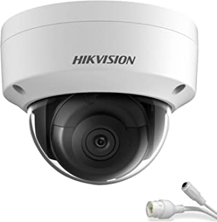 Hikvision 8 MP Outdoor IR Fixed Dome Camera