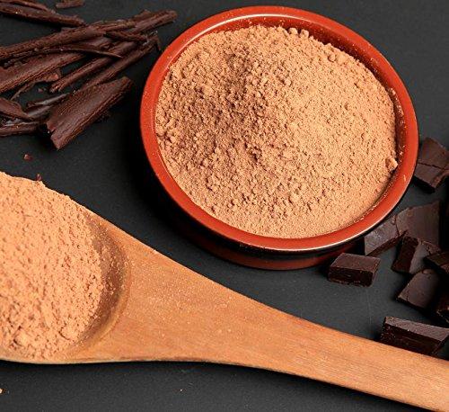 Bio Kakaopulver aus 100 % Arriba Nacional Edelkakao 500g (€25/kg Sonderangebot: Lagerabverkauf)