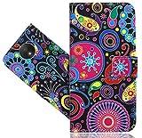 Motorola Moto C Plus Handy Tasche, FoneExpert® Wallet Hülle Vintage Cover Hüllen Etui Hülle Ledertasche Lederhülle Schutzhülle Für Motorola Moto C Plus