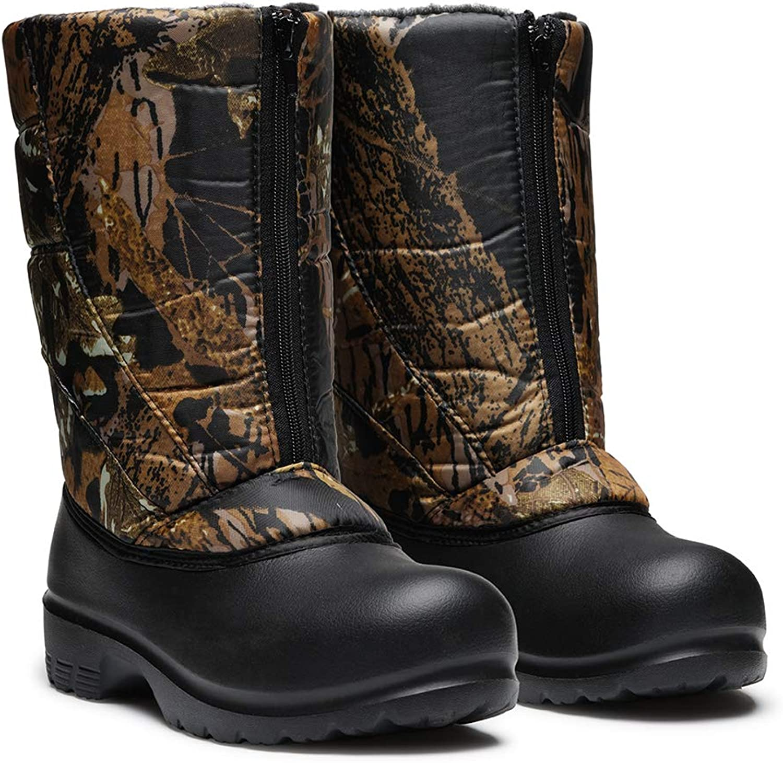 Dune-ast 502 Men's Waterproof Snow Winter Boots Any Size
