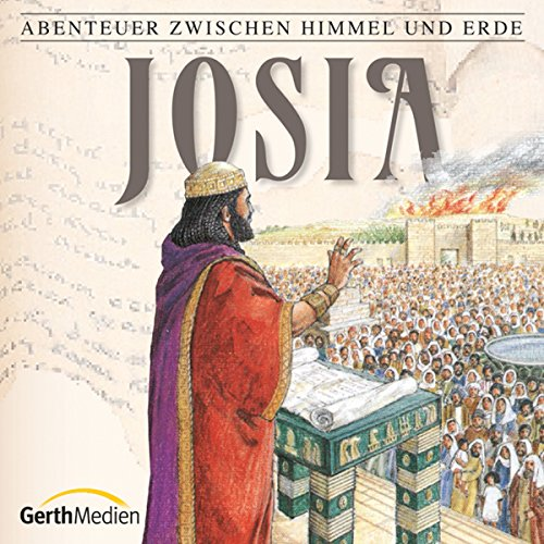 Josia audiobook cover art