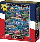 Dowdle Jigsaw Puzzle - U.S. National Guard - 500 Piece
