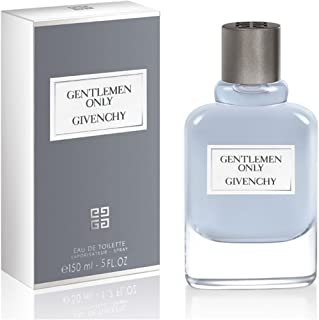 Givenchy Gentlemen Only for Men Eau De Toilette Spray, 5 Ounce
