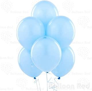 baby blue matte