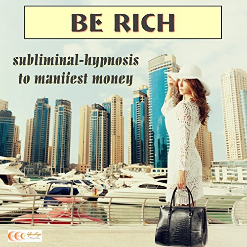 Be rich audiobook cover art