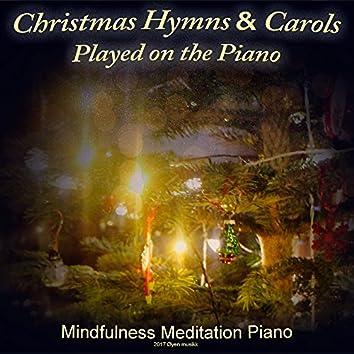 Christmas Hymns & Carols Played on the Piano