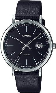 ساعة كاسيو للرجال MTP E175L 1EVDF، اسود