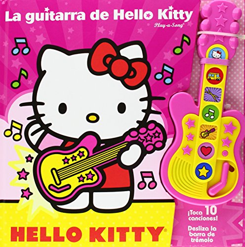 La Guitarra De Hello Kitty (GUITAR MD)