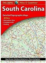 DeLorme Atlas & Gazetteer: South Carolina (Delorme Atlas & Gazeteer) PDF