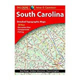 DeLorme Atlas & Gazetteer: South Carolina (Delorme Atlas & Gazeteer)