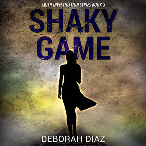 Shaky Game audiobook cover art