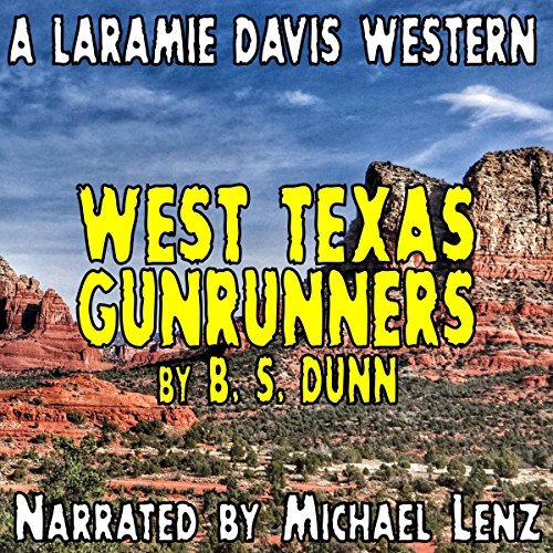 West Texas Gunrunners cover art