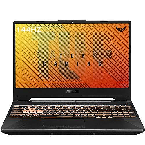 "Asus tuf gaming a15 gaming laptop, 15. 6"" 144hz fhd ips-type, amd ryzen 5 4600h, rgb backlit keyboard, bluetooth, geforce gtx 1650, windows 10 home (32gb ram | 512gb pcie ssd)"