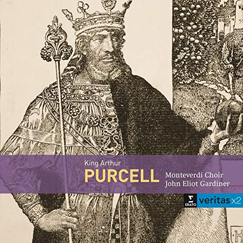 Purcell: King Arthur (2 CD)
