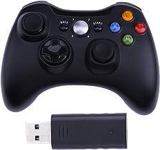 demiawaking Wireless Controller Récepteur Manette de jeu pour Xbox 360PS3PC