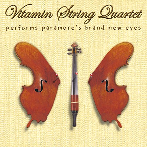 Vitamin String Quartet Performs Paramore's Brand New Eyes