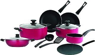 Homeway Nonstick Cooking Set, 12Pcs, Hw-2602