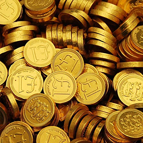 monety czekoladowe lidl