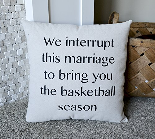Sports Fan Pillow Shams
