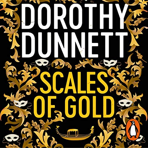 Couverture de Scales of Gold