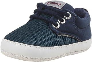 Zapatos de beb/é SHOBDW Zapatos de Unisex Beb/é Ni/ña Ni/ño Primeros Pasos Soft-Soled Casual Soft Prewalker Zapatos