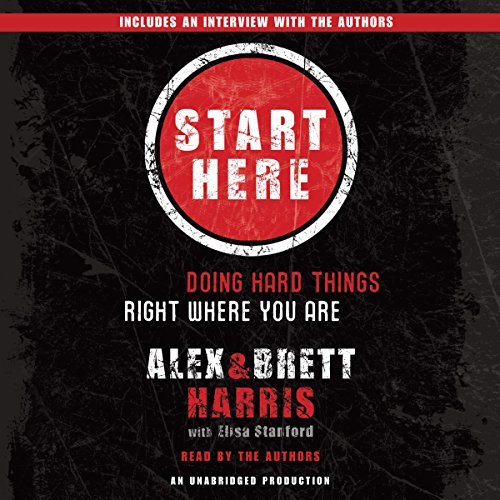 Start Here  By  cover art
