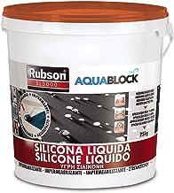 RUBSON SL3000 AQUABLOCK Henkel vloeibare siliconen (25 kg, terracotta)