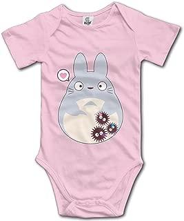 LADOLADO Cute Cartoon My Neighbor Totoro Baby Onesie Bodysuits