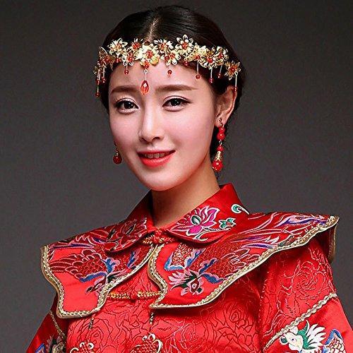 Chinese wedding headdress _image4