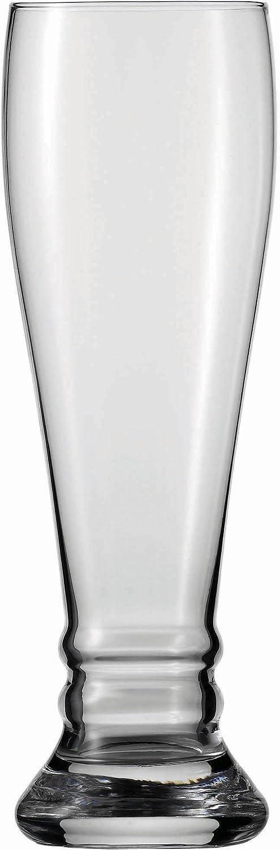 Schott Zwiesel Tritan Crystal Glass Bavaria Beer Glass, 22-Ounce, Set of 6