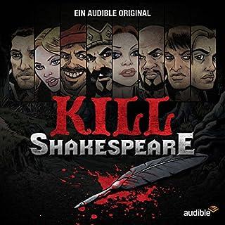 Kill Shakespeare - Die komplette Serie Titelbild