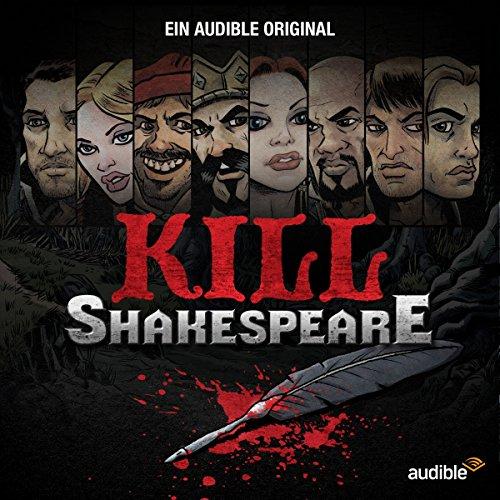 Kill Shakespeare - Die komplette Serie audiobook cover art