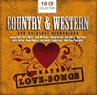 Country & Western: 200 Greatest Love Songs by Johnny Cash (2013-05-28)